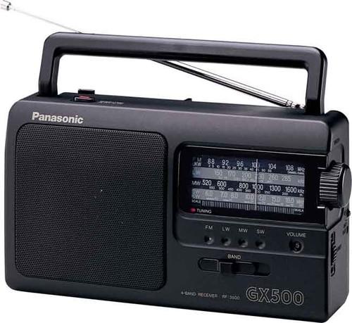 Panasonic Deutsch.CE Portable Radio RF3500E9K sw