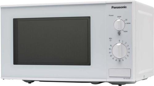 Panasonic SDA Solo-Mikrowelle 20l,ws NN-E201WMEPG