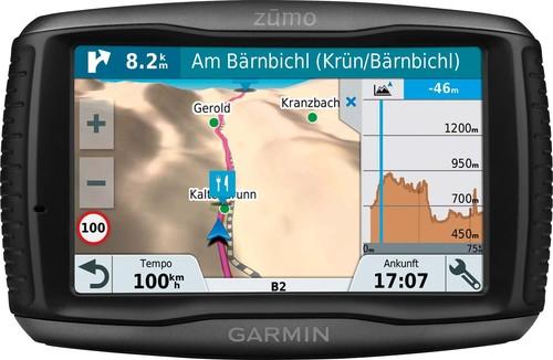 Garmin Motorradnavigationsgerät 5Zoll Display zumo 595LM EU