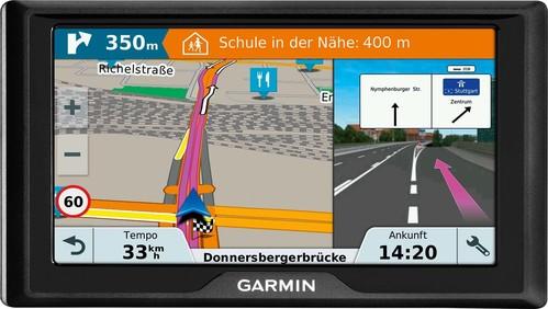Garmin Navigationssystem 15,4cm-Display Drive 61 LMT-S EU