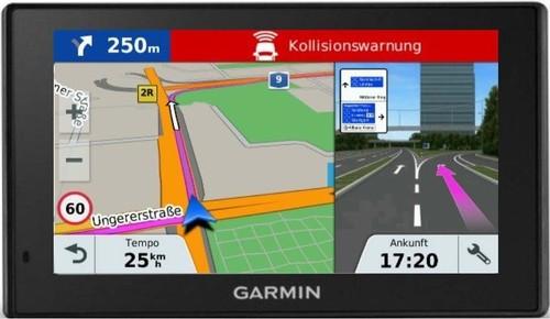 Garmin Navigationssystem 12,7cm-Display DriveAssist51LMT-SEU