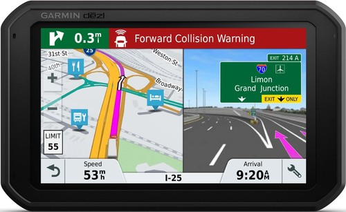 Garmin GPS-Navigationssystem für LKW DezlCam 785LMT-D EU