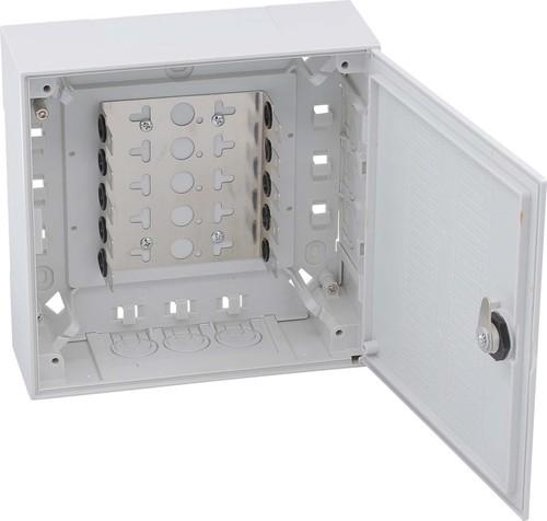 CobiNet Kunststoffverteiler BOX II zu 50 DA 2021 011