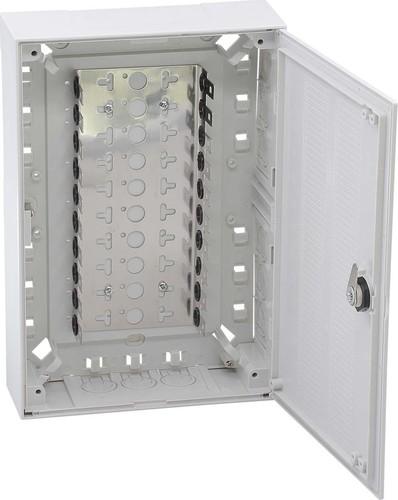 CobiNet Kunststoffverteiler BOX III zu 100 DA 2021 028
