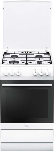 Amica Gas-Kombiherd K4 SHEG 11557 W weiß