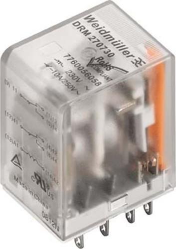 Weidmüller Relais 4W 5A 24VDC DRM570024