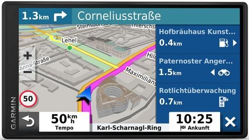 "Garmin Navigationssystem 5.5"" 14cm DriveSmart 55 EUMT-D"