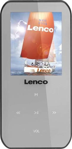 LENCO MP3/MP4/WMA-Player 4GB,grau XEMIO-655 GREY