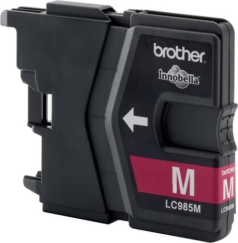 Brother Tintenpatrone Magenta LC-985M