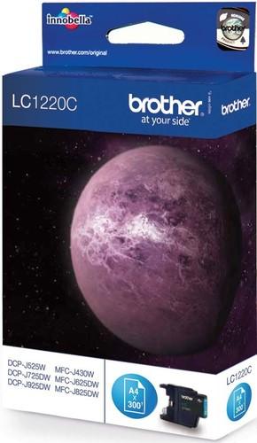 Brother Tintenpatrone cyan LC-1220C