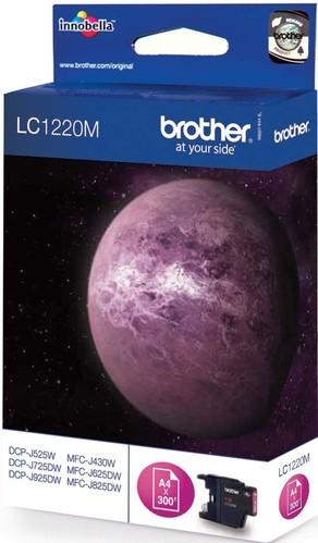 Brother Tintenpatrone mag LC-1220M