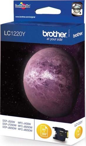 Brother Tintenpatrone ge LC-1220Y