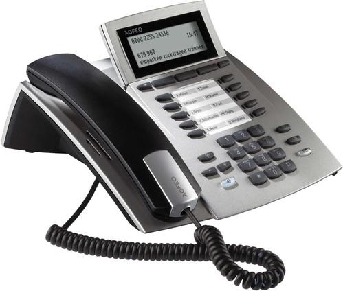 Agfeo Systemtelefon schnurgebunden ST 42 Up0S0 si