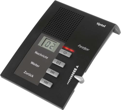 Tiptel Anrufbeantworter 20 Aufzeichnungen Ergophone 307