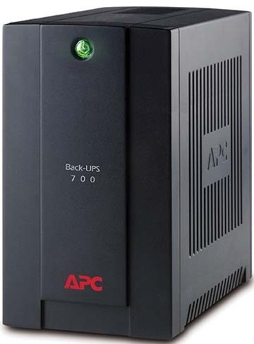 APC APC Back-UPS 700VA SCHUKO Buchsen BX700U-GR