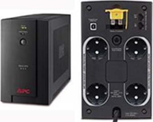APC APC Back-UPS 950VA SCHUKO Buchsen BX950U-GR