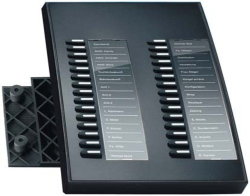 Auerswald Tastenerweiterung für COMfortel 3500 COMf.Xtension 300 weiß