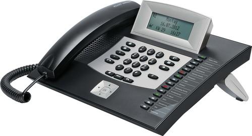 Auerswald ISDN-Systemtelefon schwarz COMfortel 1600 sw