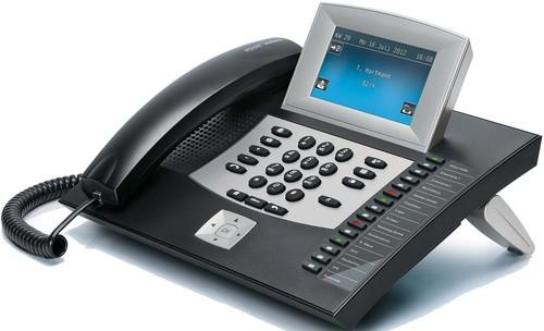 Auerswald ISDN-Systemtelefon schwarz COMfortel 2600 sw