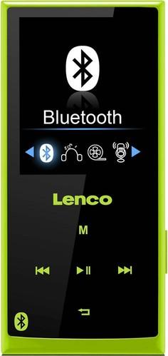 LENCO MP3-Player mit Bluetooth 8GB,grün XEMIO-760 BT GREEN