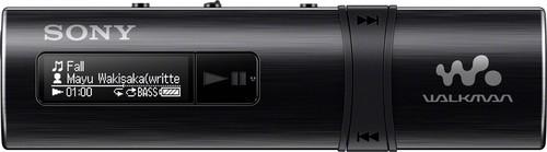 Sony MP3-Player 4GB,USB WM,schwarz NWZB183B.CEW