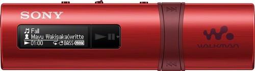 Sony MP3-Player 4GB,USB WM,rot NWZB183R.CEW