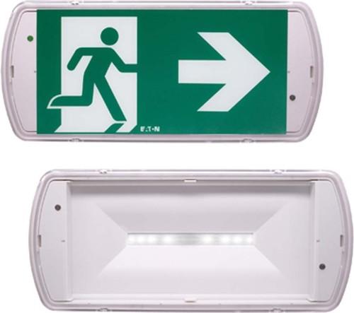 Ceag Notlichtsysteme LED-Einzelbatterieleuchte SafeLite IP65 40071349555