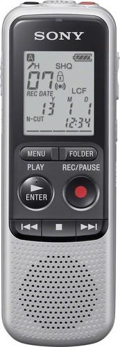 Sony Diktiergerät 4GB,si ICDBX140.CE7