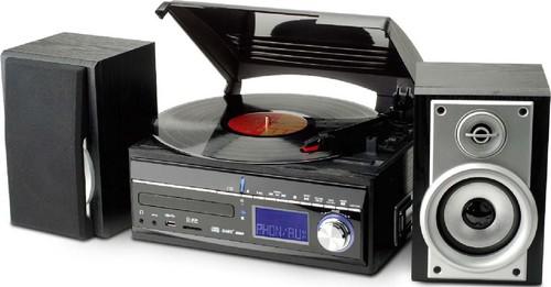Soundmaster Musikcenter Plattenspieler MCD1700