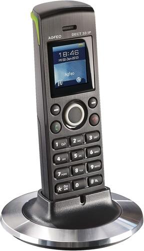 Agfeo Systemtelefon schnurlos DECT 33 IP