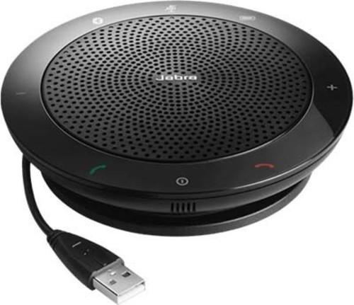 GN Audio Konferenzsystem 360 Grad Mikrofon JabraSPEAK 510+ UC
