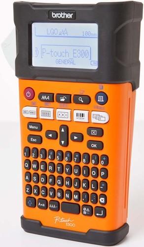 Brother Beschriftungsgerät 3,5 - 18mm PT-E300VP