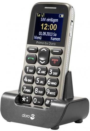 doro GSM Mobiltelefon beige doro Primo 215 bg