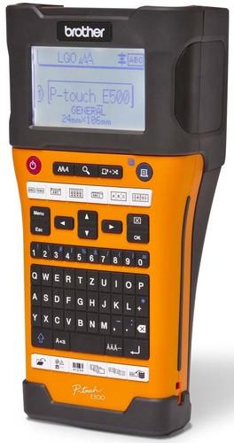 Brother Beschriftungsgerät PT-E500VP
