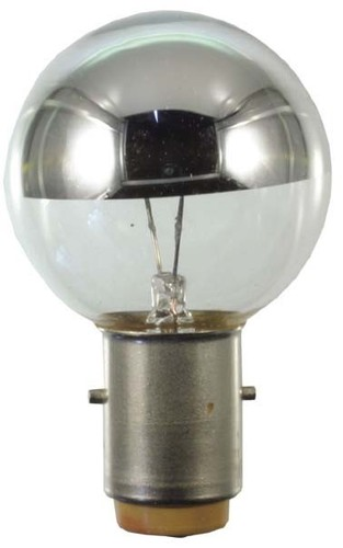 Scharnberger+Hasenbein OP-Lampe 50x82mm BX22d 110V 50W 11258