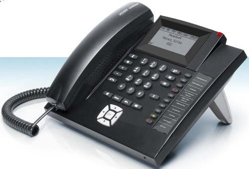 Auerswald ISDN-Systemtelefon schwarz COMfortel 1200ISDNsw