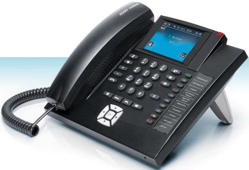 Auerswald ISDN-Systemtelefon schwarz COMfortel 1400ISDNsw