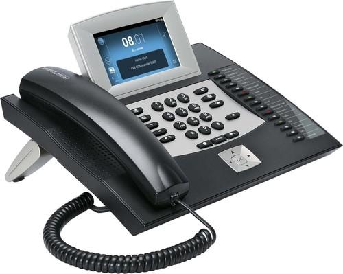 Auerswald IP-Systemtelefon schwarz COMfortel 2600 IP sw