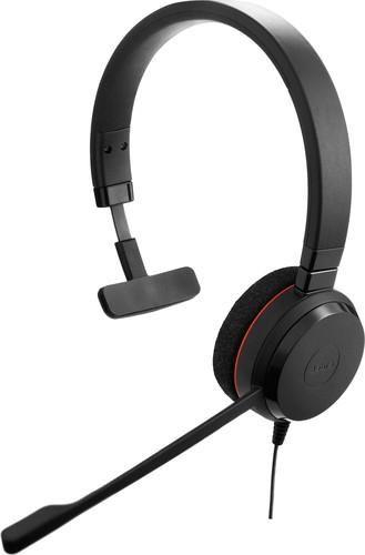 GN Audio Headset einohrig schnurgebunden JabraEvolve20MSMono