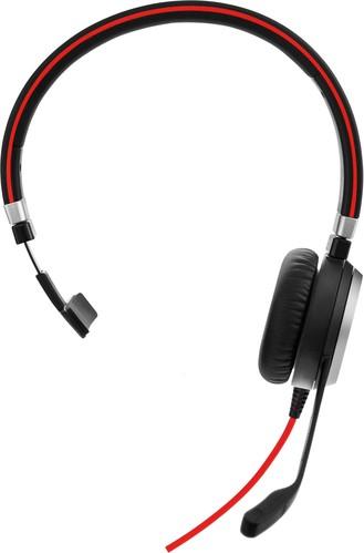 GN Audio Headset einohrig schnurgebunden JabraEvolve40UCMono