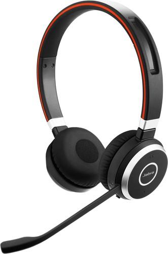 GN Audio Headset beidohrig schnurgebunden JabraEvolve65UCDuo