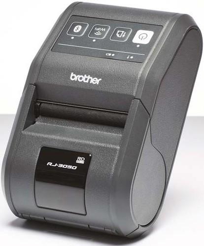 Brother Etikettendrucker mobil WLAN-Schnittstelle RJ-3050