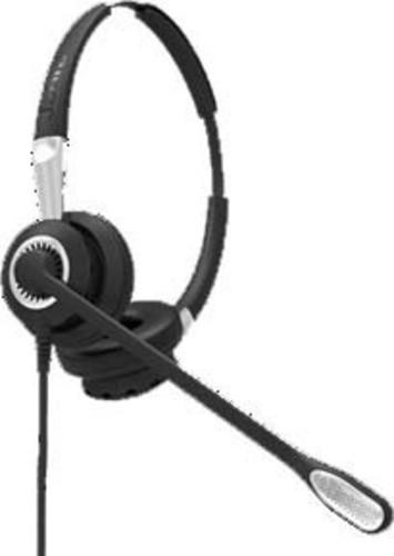 GN Audio Headset einohrig schnurgebunden JabraBIZ2400IIMonoWB