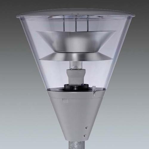 Thorn LED-Straßenleuchte grau NELLA 100W HID SIL