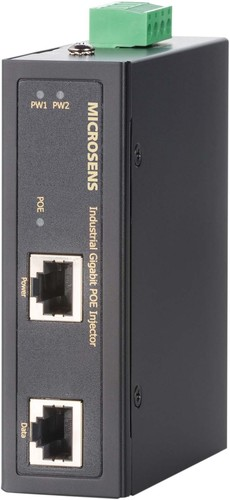 Microsens Industrie GBE PoE Injektor bis 30W MS657031X