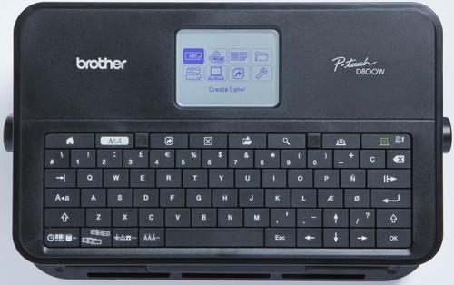 Brother Beschriftungsgerät PT-D800W