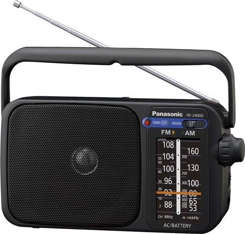 Panasonic Deutsch.CE Portable Radio RF2400DEGK sw