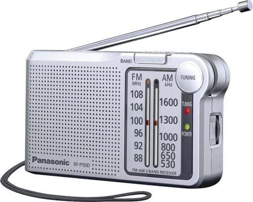 Panasonic Deutsch.CE Portable Radio RFP150DEGS si