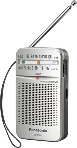 Panasonic Deutsch.CE Taschenradio RFP50DEGS si