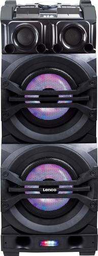 LENCO High-Power-Soundsystem BT,Mixfunktion PMX-350